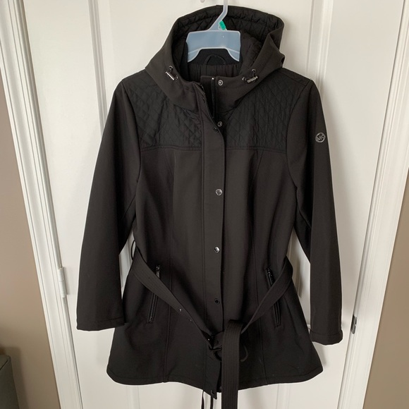 top-rated latest really cheap sells Michael Kors Plus size rain jacket